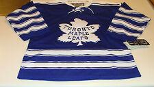2014 Winter Classic Toronto Maple Leafs NHL Hockey Jersey Youth L/XL Child Kids