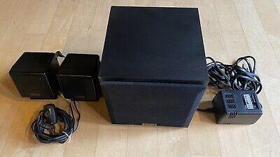 PC - Stereo - Lautsprecher Creative Cambridge SoundWorks SW 320  (mit Subwoofer)