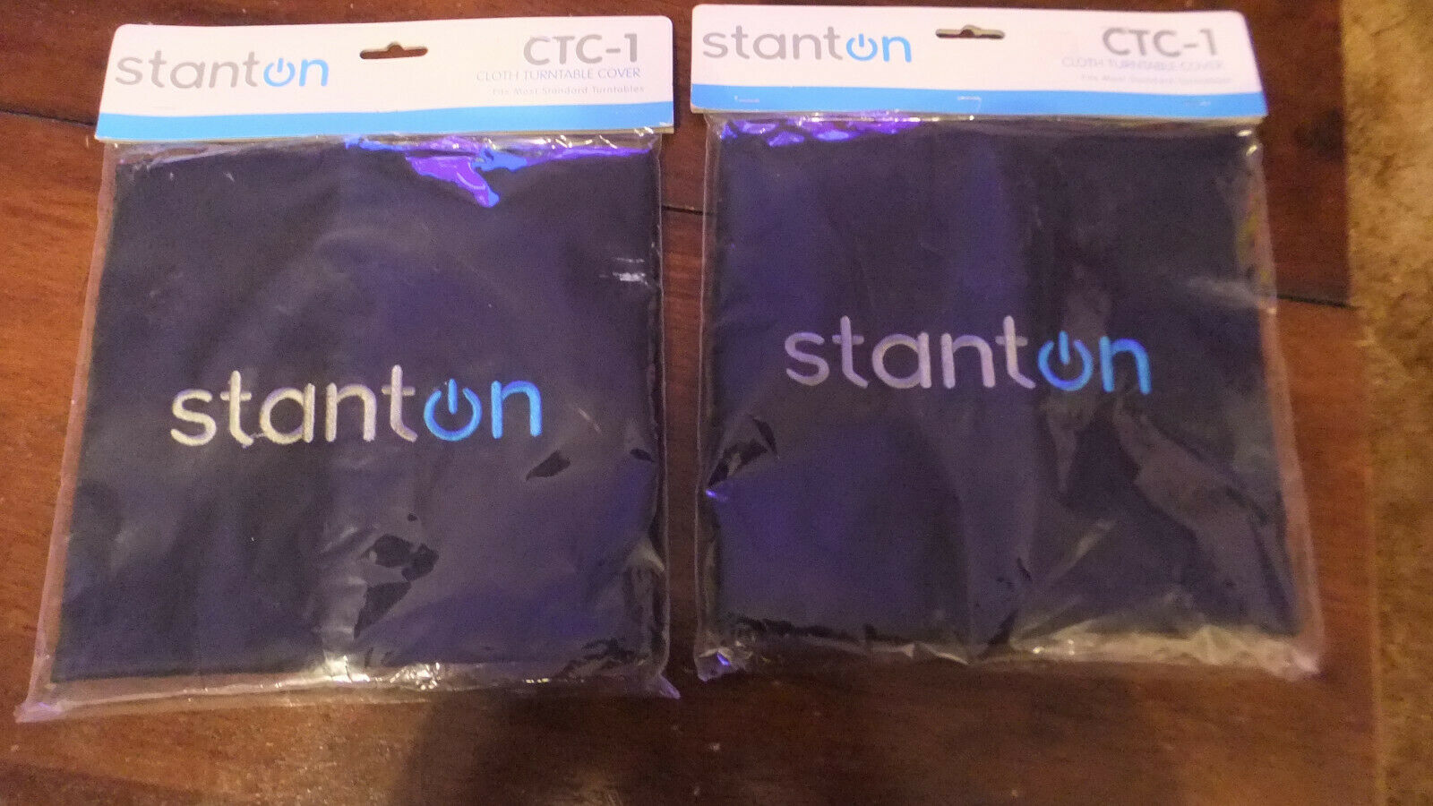 Stanton CTC-1 Cloth Turntable Cover