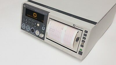 Corometrics Medical Systems  118 Maternal/FETAL Monitor  0118DAL019 Corometrics Medical System Monitor