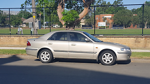 Mazda 626 Automatic 2001 Doonside Blacktown Area Preview