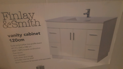Finlay and smith bathroom vanity