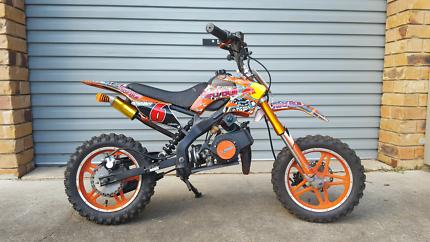 50cc mx dirt bike
