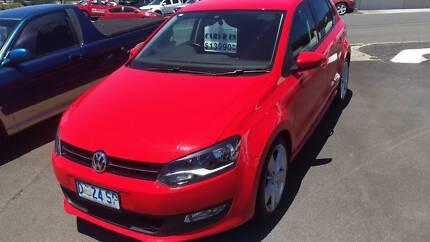 2013 Volkswagen Polo Hatchback Burnie Burnie Area Preview