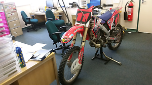 Crf250r, 2006 in outstanding condition. Motor rebuilt properly, i West Tamworth Tamworth City Preview