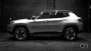 2018 Jeep Compass Trailhawk BACK-UP CAM | LEATHER SEATS | AUX...