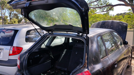 Audi 2002 A3 tailgate struts Seven Hills Blacktown Area Preview