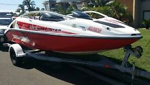 Price drop!!! Must sell!! SEA-DOO SPEED BOAT WITH TWIN MOTORS!! Blacktown Blacktown Area Preview