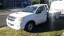 2007 Toyota Hilux Ute TURBO DIESEL 3.0ltr Sefton Bankstown Area Preview