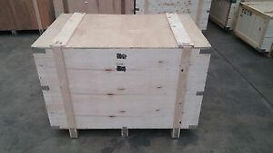 Large Wooden Box Crate Pallet For Packing Export Shipping/Freight