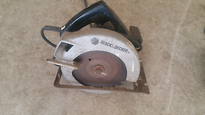 Circular saw and drill Beverley Charles Sturt Area Preview