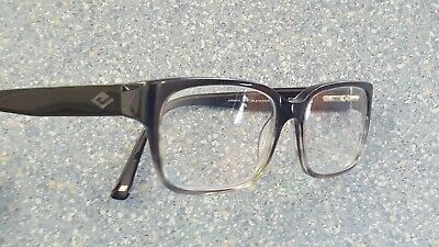 Joe Black Fade Classic Nerd Geek Look Designer Glasses (Nerd Look Glasses)