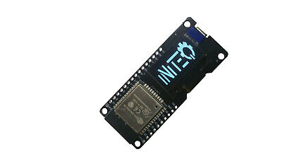 Esp32 Integrated Oled Screen Lcd Display Built-in Development Board Module Usa