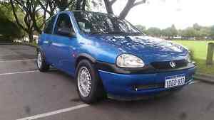 2000 Holden barina. Lowered on bmw wheels Claremont Nedlands Area Preview