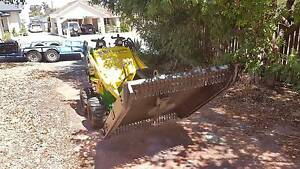 SLASHING - Bock cleanups Mini Digger hire Managed Property Care Bassendean Bassendean Area Preview