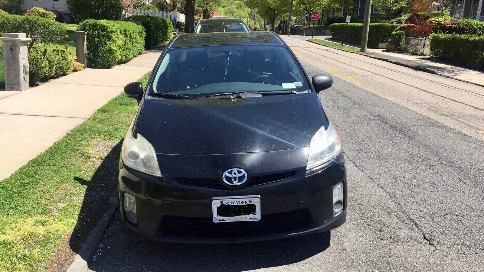 2010 Toyota Prius parts