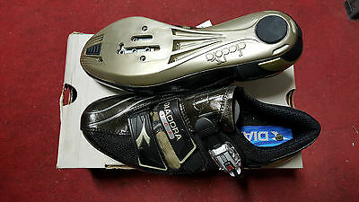 Scarpe bici corsa Diadora Gara 42 43 racing road bike shoes a7d69445523