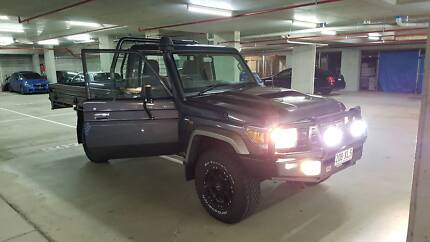 Toyota Landcruiser North Ward Townsville City Preview