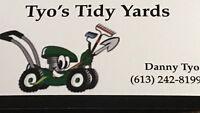 Tyo Tidy Yard Snow Removal