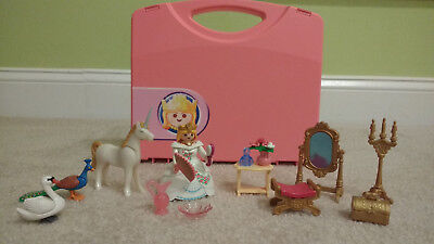 Playmobil Princess Carrying Case Playset #5892