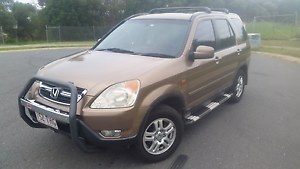 HONDA CRV SPORT WAGON 5 SPEED  (sell or swap Mazda 6) Currumbin Waters Gold Coast South Preview