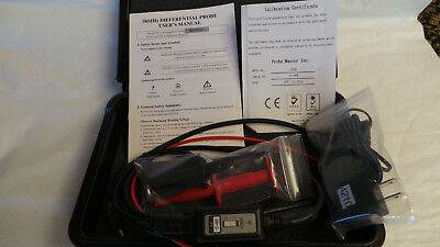 New Probemaster 4236 Differential Probe 110 50 Mhz 1400v
