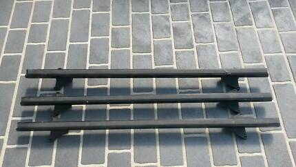 3 rhino rack roof racks suit holden jackaroo Harrington Park Camden Area Preview