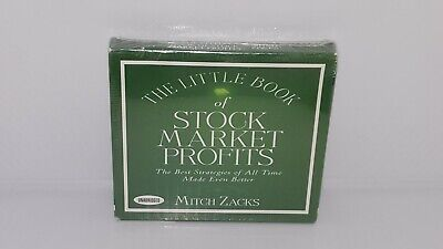 The Little Book of Stock Market Profits: The Best Strategies of All Time.NEW