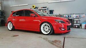 Mazdaspeed 3 2007 widebody