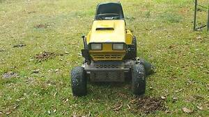 Ride-on Mower Greenfield Ravenshoe Tablelands Preview