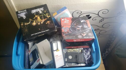 Amazon wholesale lot worth $100 Electronics, Toys, General Merchandise,