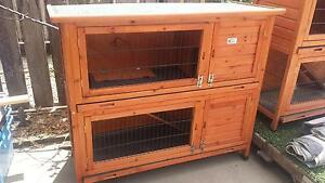 DOUBLE STORY RABBIT HUTCH BRAND NEW Skye Frankston Area Preview