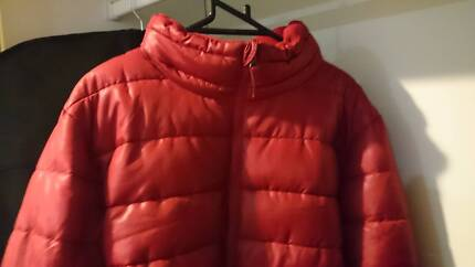 Red jacket for sale Yagoona Bankstown Area Preview
