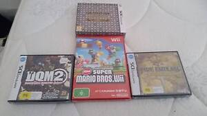 Mixed Sealed Gaming Lot (Ps3,Wii, Gamecube,Ds) Banksia Grove Wanneroo Area Preview