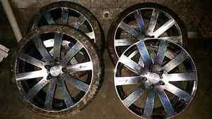 Wheels five stud x 4 $250 Camden South Camden Area Preview