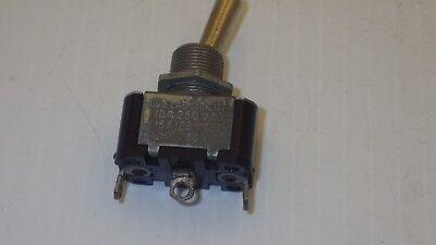 Cutler Hammer Ks13674l23 Toggle Switch 10a 250vac 15a 125vac 3-position Maint.