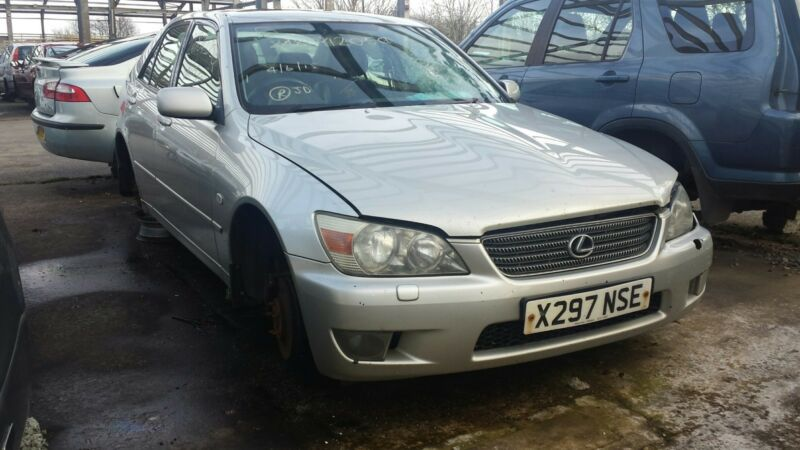 Lexus IS200 1998-2005 *BREAKING* 1 x Alternator 27060-70500