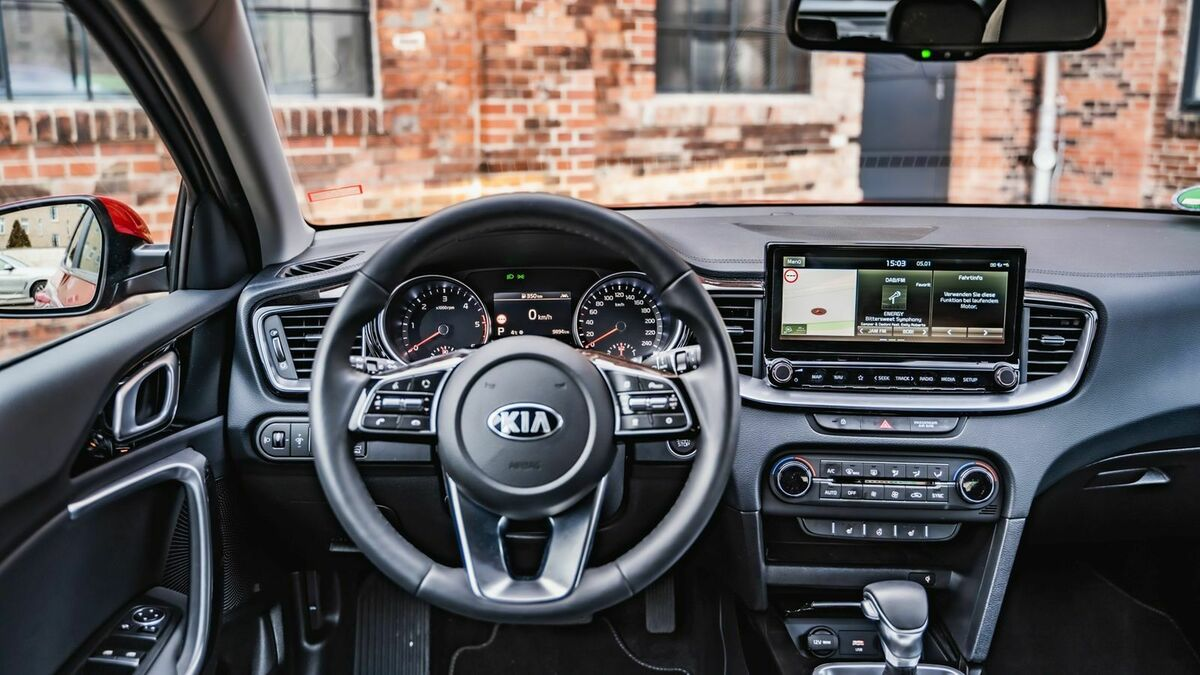 Kia XCeed 2019 Test  8