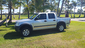 2004 4x4 Holden Rodeo Mackay Mackay City Preview