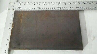A-36 Steel Flat Bar Stock Tool Die Machine Plate Stock 34 X 7.5 X 12.5 Oal