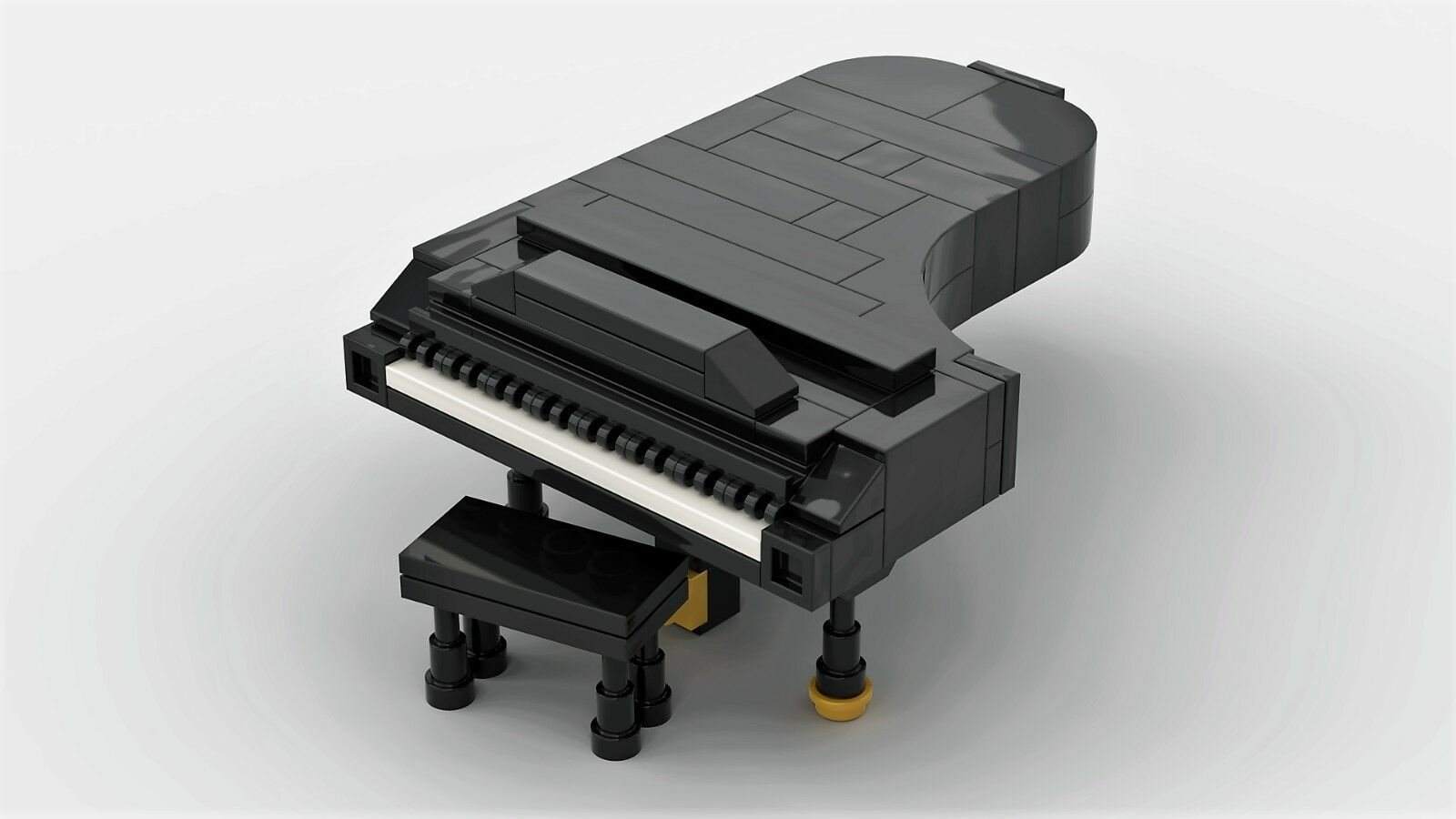 LEGO Grand Piano Custom MOC PDF Instructions Only - No Bricks | Shopping  Bin - Search eBay faster