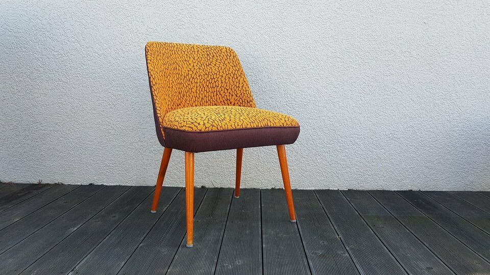 Unikate kaufen: MIMOSA. Upcycled DDR sessel. in München