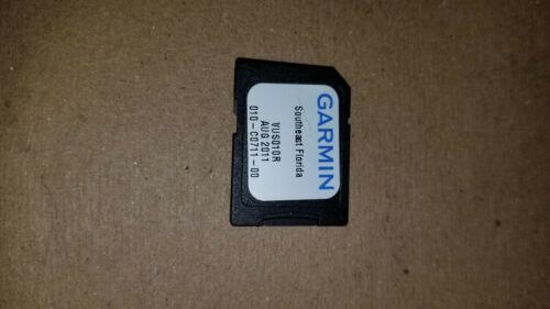 Garmin BlueChart g3 Vision HD VUS010R Southeast Florida microSD/SD 010-C0711-00