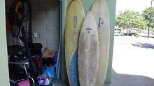 MINI MAL SURFBOARD AND A THRUSTER SURFBOARD Kings Beach Caloundra Area Preview