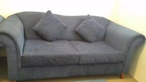 Beautiful Blue Sofa for Sale. Wiley Park Canterbury Area Preview