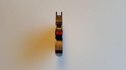 FPE NC115 15 Amp 1 Pole Stab-Lok Type NC Thin Federal Pacific