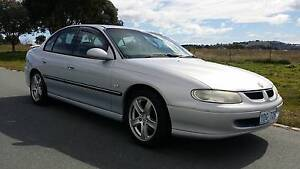 1998 Holden Berlina Sedan Mitchell Gungahlin Area Preview