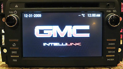 2013-17 GM Mylink/Intellilink Acadia/Traverse/Enclave BT stream Vin programming