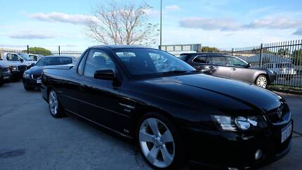 2006 Holden Commodore SS THUNDER 6 Speed Manual Ute $14990 St James Victoria Park Area Preview