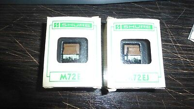 Shure M72EJ cartridge- New Old Stock!! for sale  Shipping to India